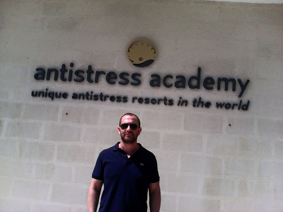 Antistress Academy Mirco Turco